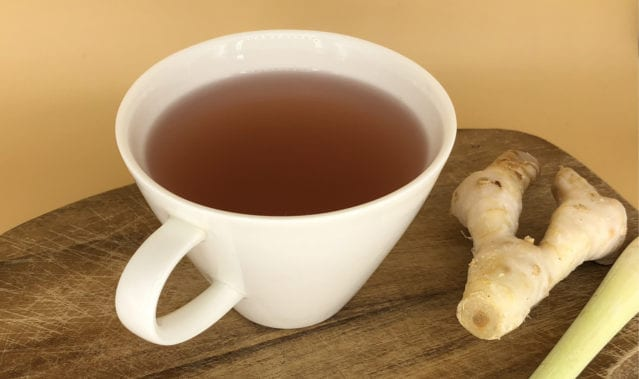 Galangal health benefits Tea recipe