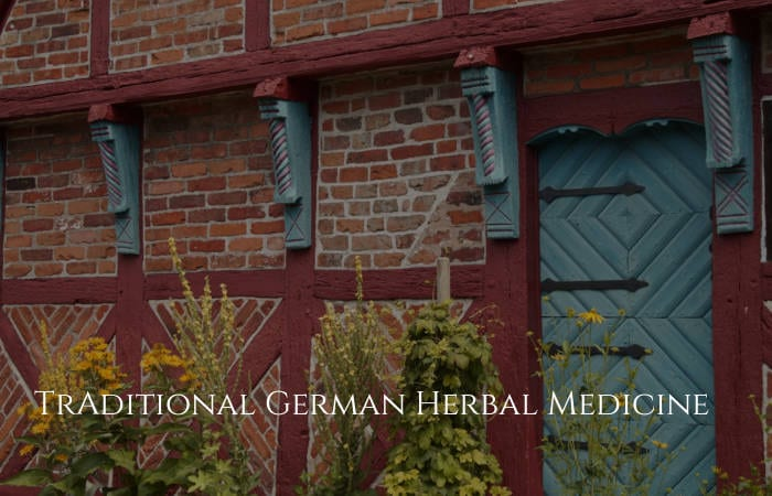 Traditional German Herbal Medicine