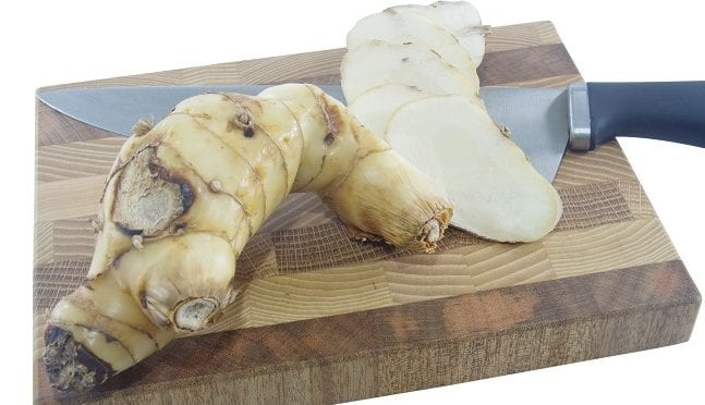 Galangal root benefits
