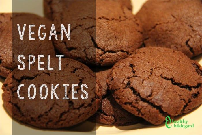 spelt cookies recipe