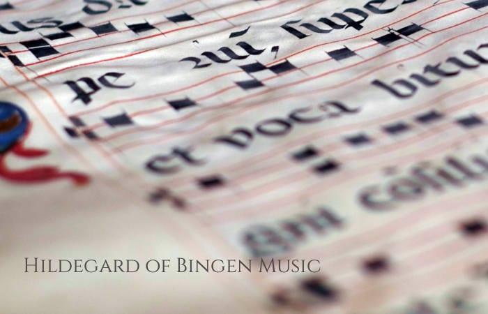 Hildegard´s Medieval Perios Music