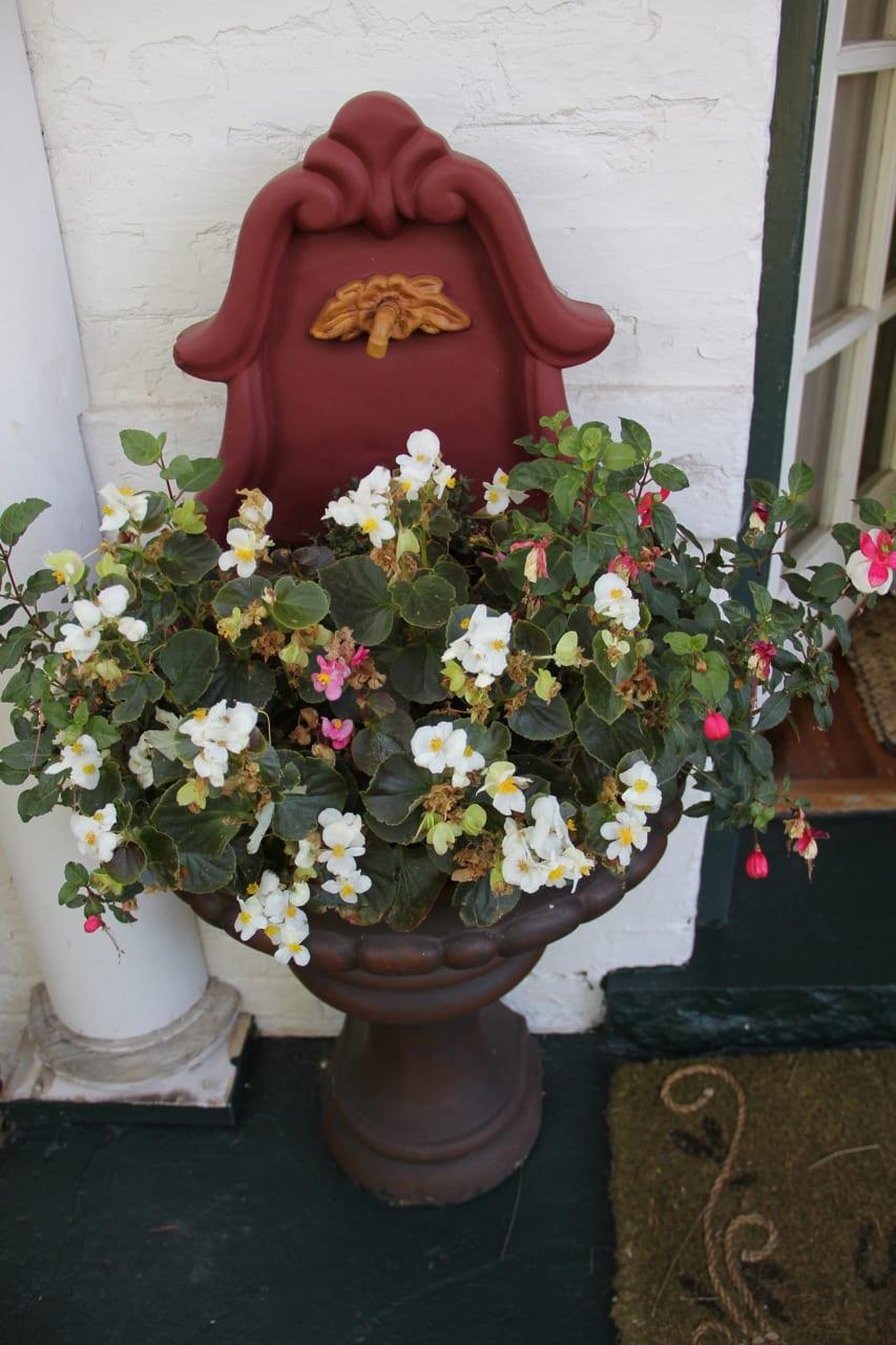 gardening crafts fountain