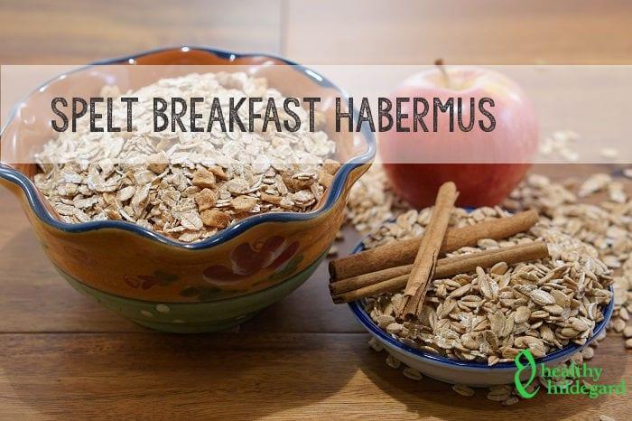spelt breakfast habermus