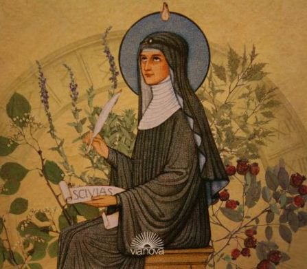 hildegard of bingen was 3