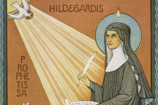hildegard of bingen was 2