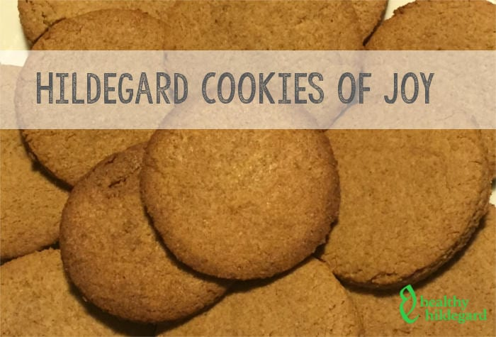 Hildegard Cookies
