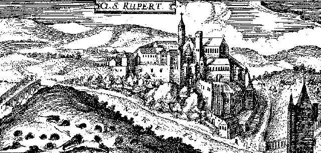 Rupertsberg Monastery founded by Abbess Hildegard of Bingen - Healthy Hildegard