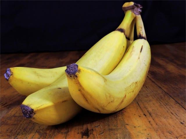 prebiotic foods bananas