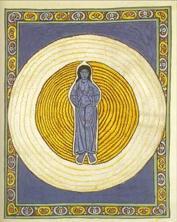 Scivias-Codex Plate Eleven