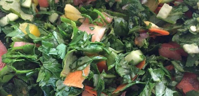 Kale and Brassica vegitables - Healthy Hildegard