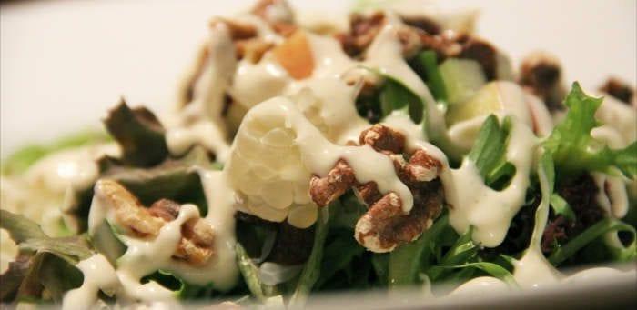 Arugula, a bitter food for health - Healthy Hildegard