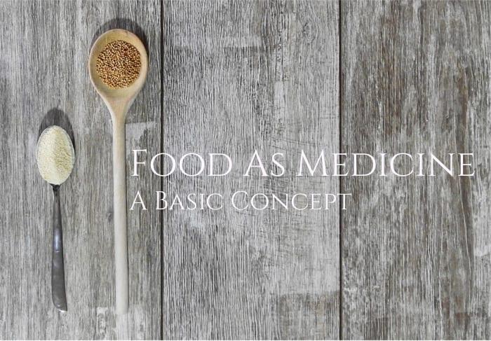 Food as Medicine 1