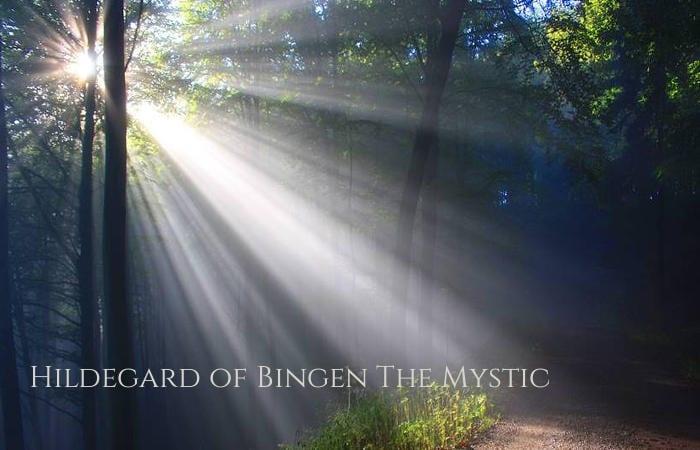 hildegard of bingen mystic