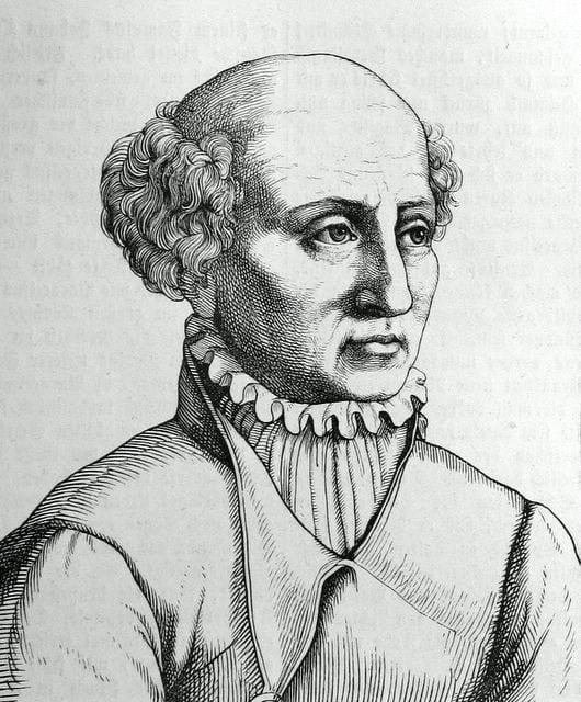 doctrine of signatures Paracelsus