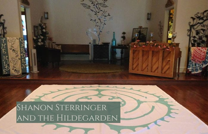 Shanon Sterringer and the Hildegarden