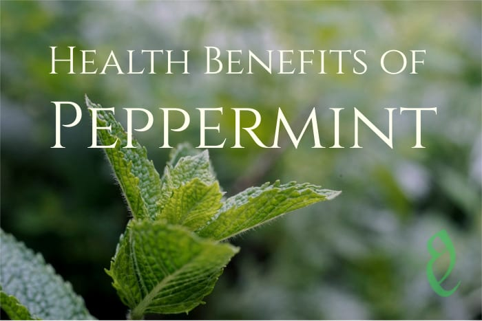 benefits peppermint