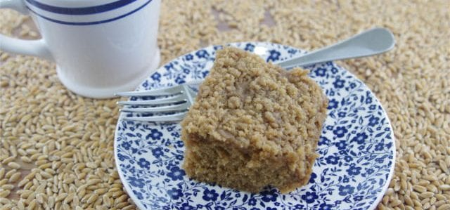 spelt flour cake recipe