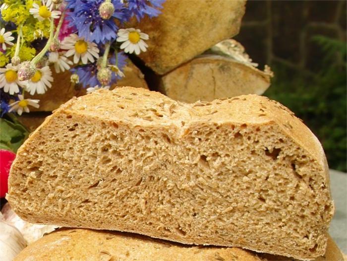 german spelt bread