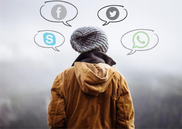 digital detox social networks