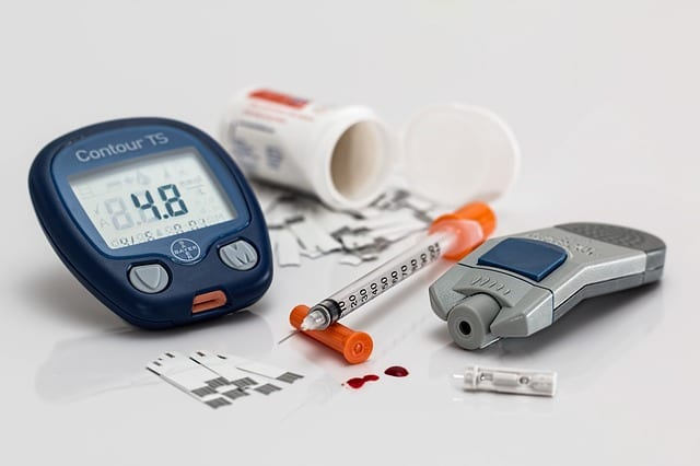 Diabetic testing kit - bitters can influence metabolic health | Healthy Hildegard