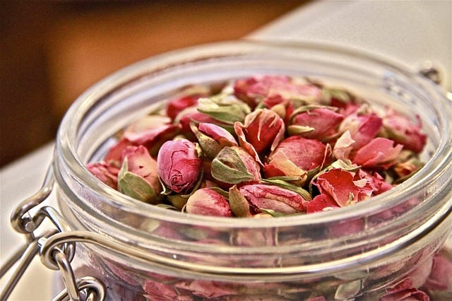 herbal rose tea health benefits