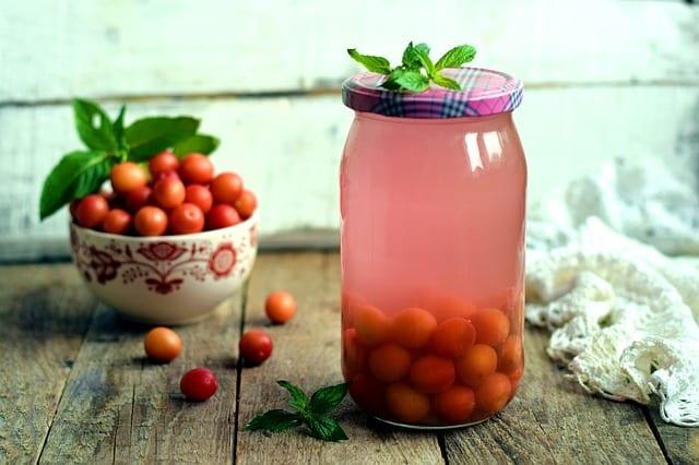 Golden Berries winter cherry physalis