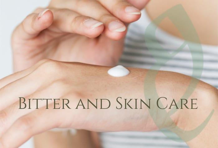 Bitter Benefits the Skin