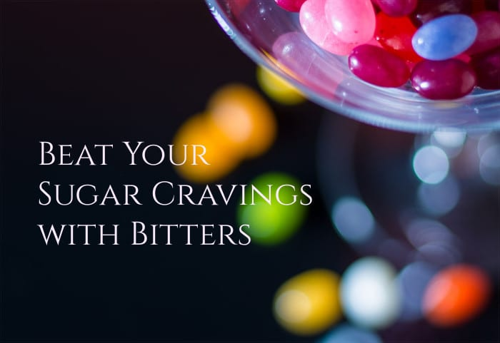How to Stop Sugar Cravings with Bitter Substances