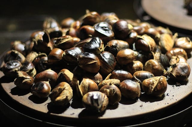 Roasted Chestnuts Gluten free