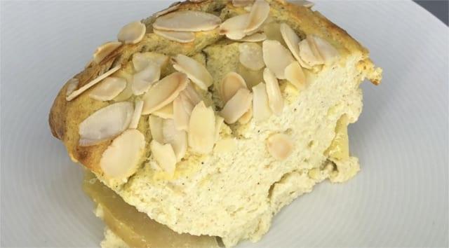 spelt semolina apple pot casserole recipe