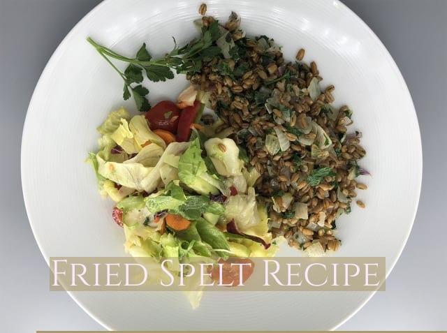 fried spelt recipe 2