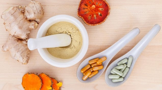 Fasting with Dietary Supplements and Vitamins - Healthy Hildegard