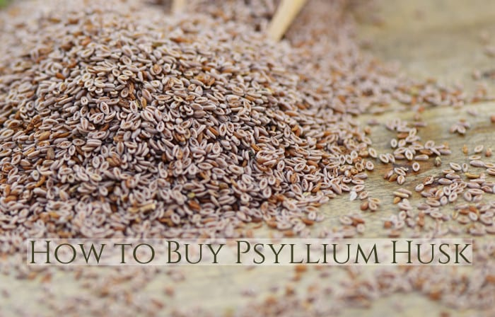 how to buy psyllium